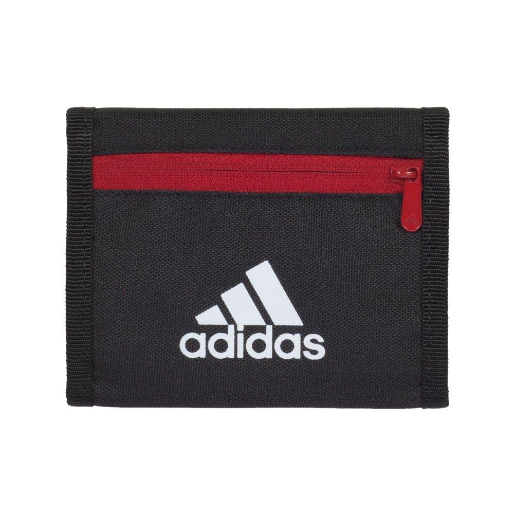 adidas ACM Wallet Cartera, Unisex, (Negro/rojvic), NS ...