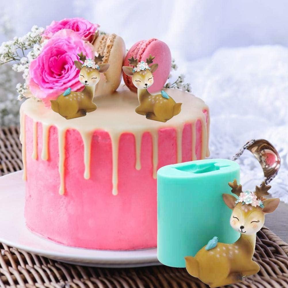 Lenfesh Silikonformen Seepferdchen Hummer Form DIY Fondant Schokolade Pl/ätzchenform Kuchen Dekor Backen Werkzeuge Seifenform Zucker Craft Kuchen Schimmel Backen