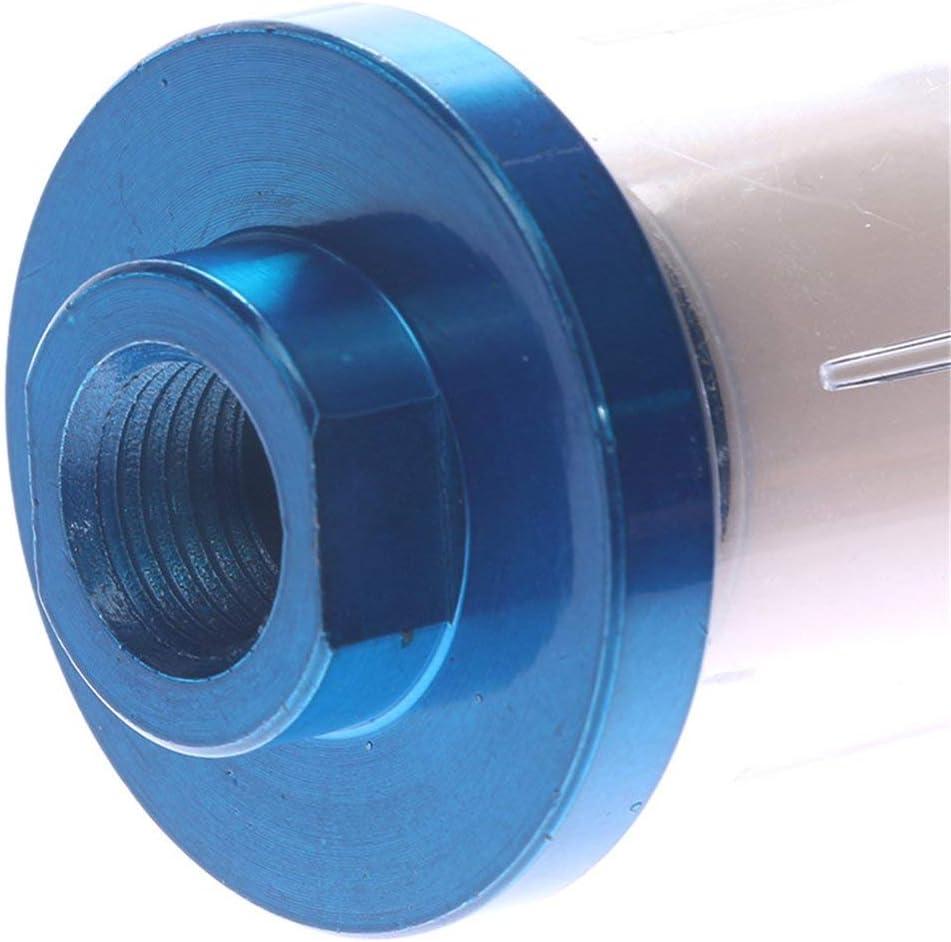 Pistola de Pintura en Aerosol Trampa de Humedad para compresor EmNarsissus Separador de Aceite de Agua de 1//4 Piezas de Herramientas neum/áticas Filtro de Manguera de Aire en l/ínea