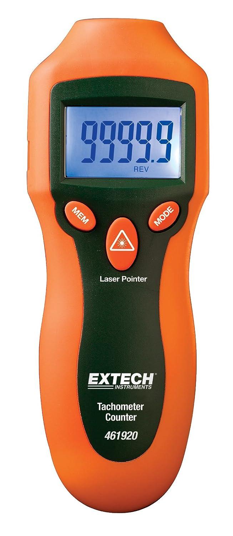 Extech Instruments 461920 Mini Laser Photo Tachometer FLIR Systems