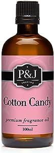 Cotton Candy Fragrance Oil - Premium Grade Scented Oil - 100ml/3.3oz