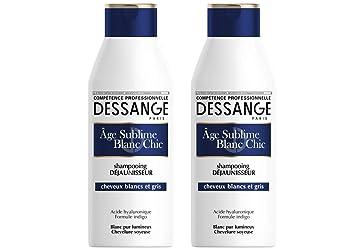 Shampoing pour cheveux gris grande surface