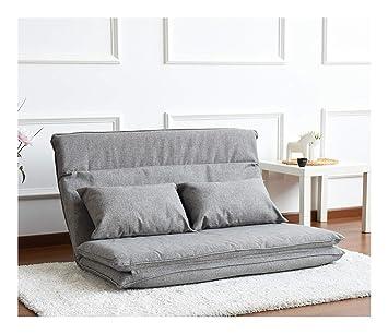 LCK Inicio Sofá cama multifuncional Sofá perezoso Tatami japonés ...