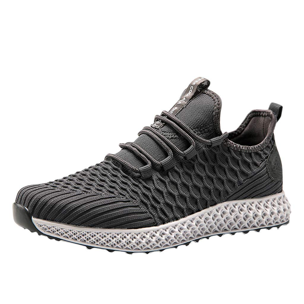 Men's Running Sneakers,FreeCoolala Fashion Personality Breathable Mesh Non-Slip Sport Gym Athletic Walking Shoes