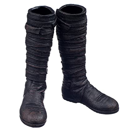 Image Unavailable. Image not available for. Color  Dovewill 1 6 Scale Long  Boots Shoes FIT FOR 12 INCH Male Action Figure Toys e603231fc2ca