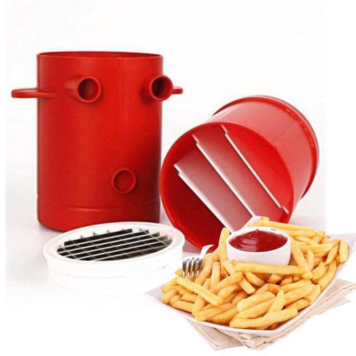 Funnyrunstore Copper Fries Potatoes Maker Slicers Fabricante de ...