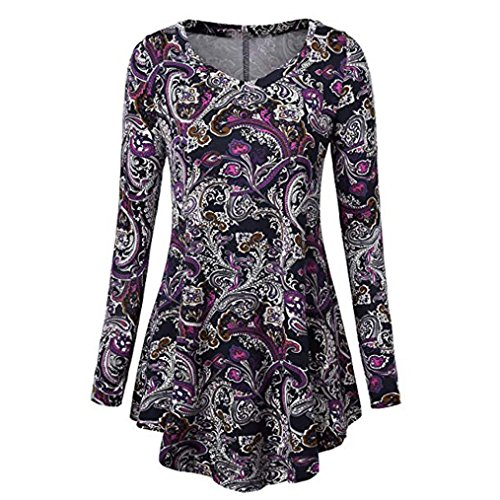 ladies long tops trendy going out cotton party casual flowy Tops news