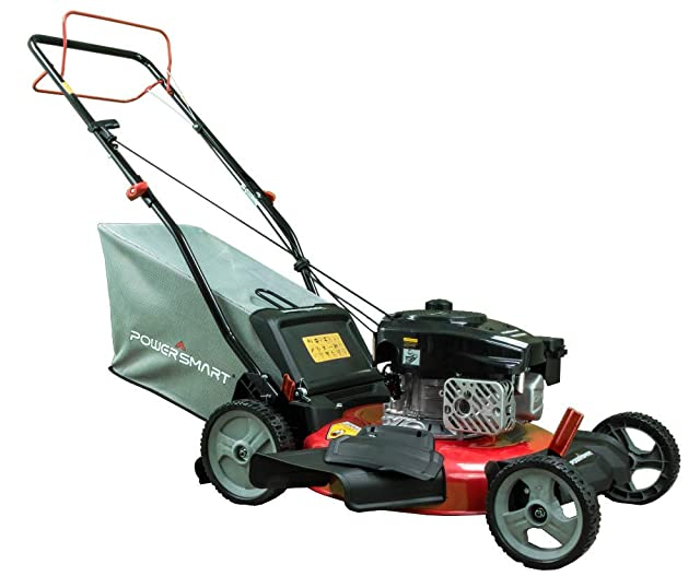 PowerSmart DB2321SR Self Propelled Mulching Lawn Mower
