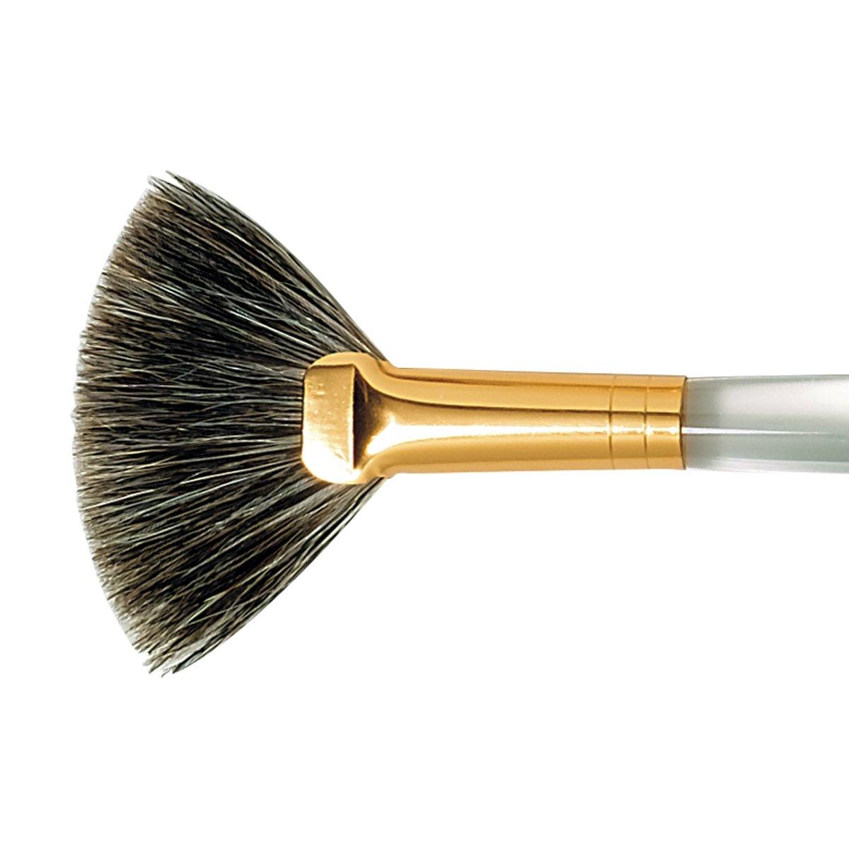 Duncan Signature Paint Brush - SB807 No. 6 Fan Glaze
