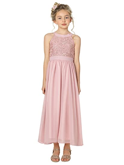 cb1bd816c Paisley of London Girls Dresses, Flower Girl Dresses: Amazon.co.uk: Clothing