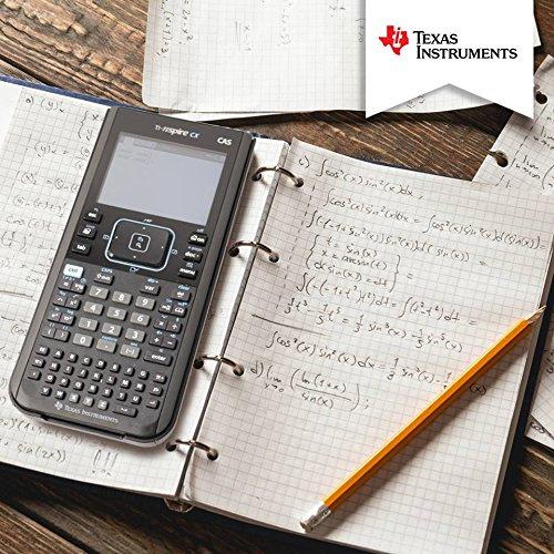 Texas Instruments TI Nspire CX CAS Graphic Calculator Battery