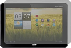 Navitech Duel Layered Anti-Glare Screen Protector/Guard Acer Iconia A200 A210 A211