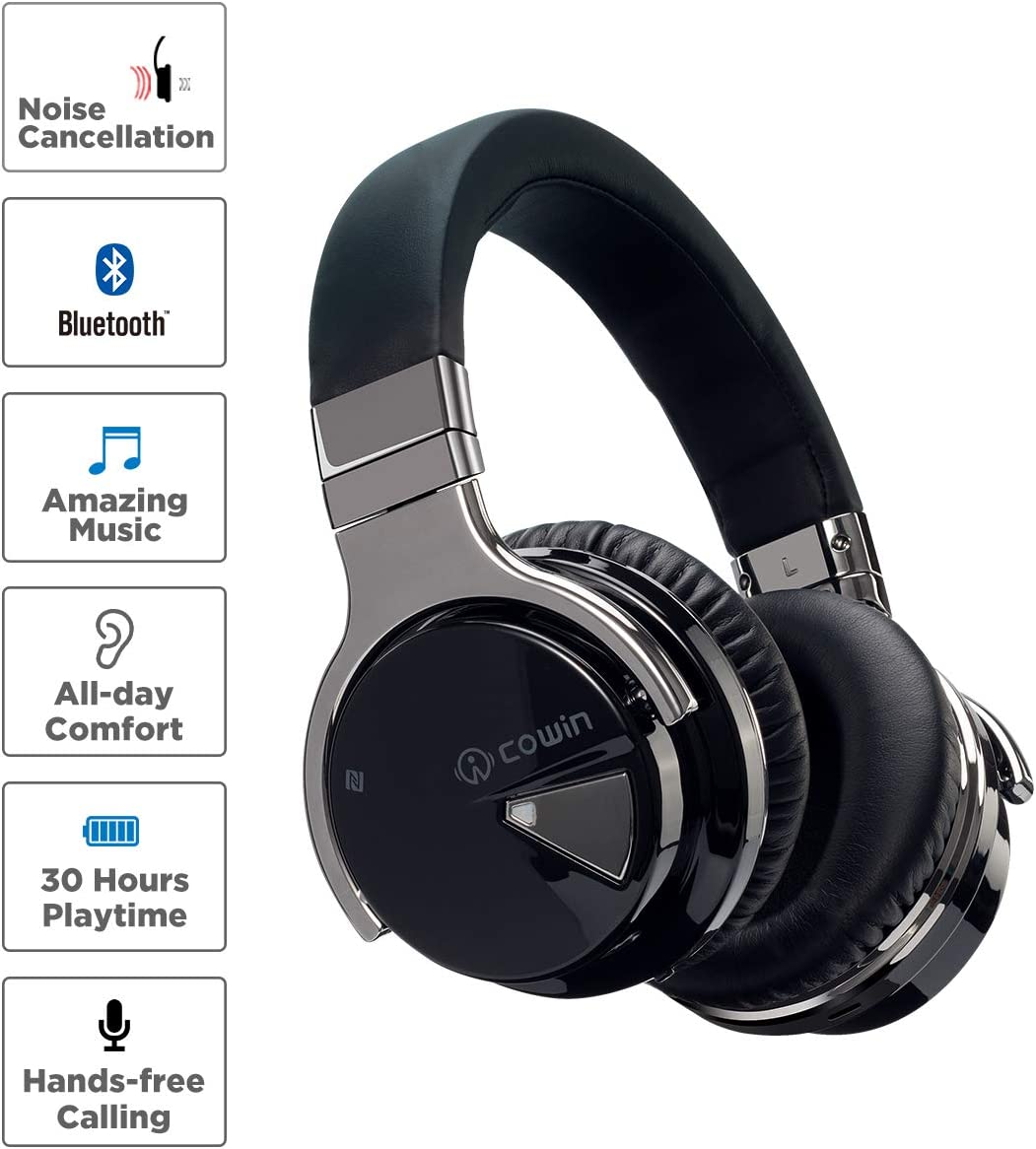Unbоxіng - Cowin E7 Noise Cancelling Headphones Review