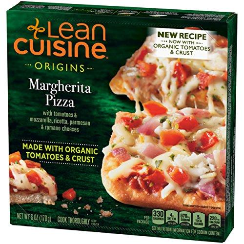 Lean Cuisine, Craveables, Margherita Pizza, 6 oz (Frozen) ()