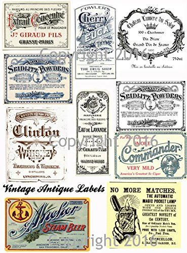 Assorted Vintage Ephemera #102 Vintage L - Labels Images Shopping Results