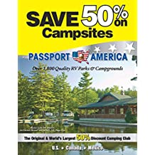 Passport America International Camping Directory: 27th Edition