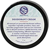 Soapwalla - Organic / Vegan Deodorant Cream (2 oz)