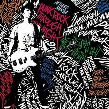 amazon punk rock through the night 難波章浩 akihiro namba j