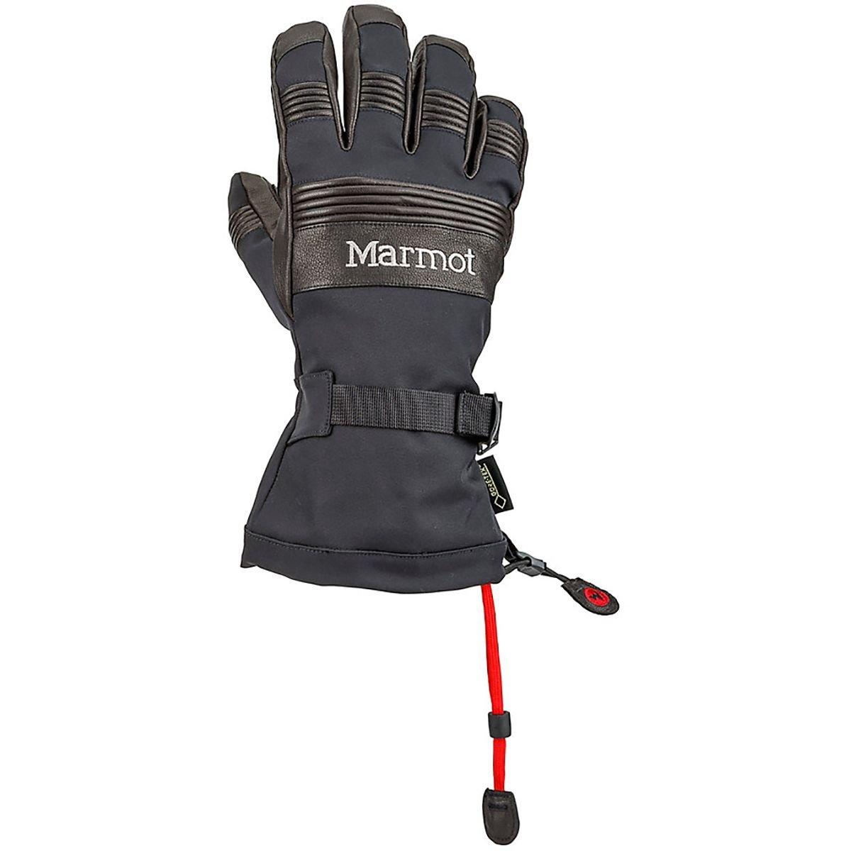 Marmot Ultimate Ski Glove - Men's Black, S
