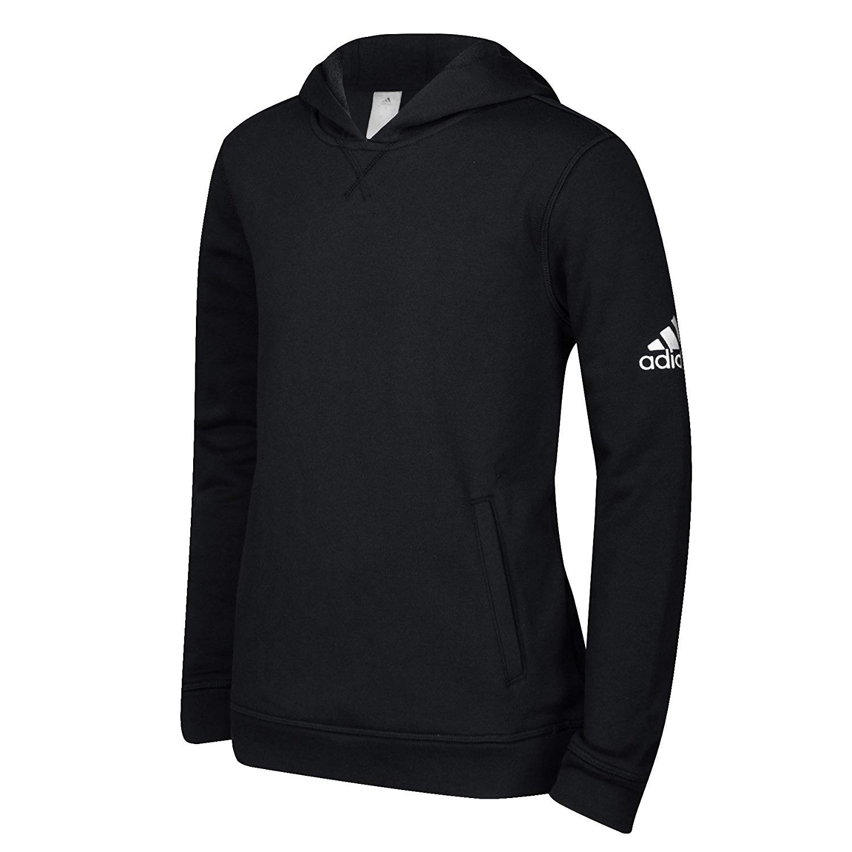 adidas Fleece Hoodie Kid's Multisport Black