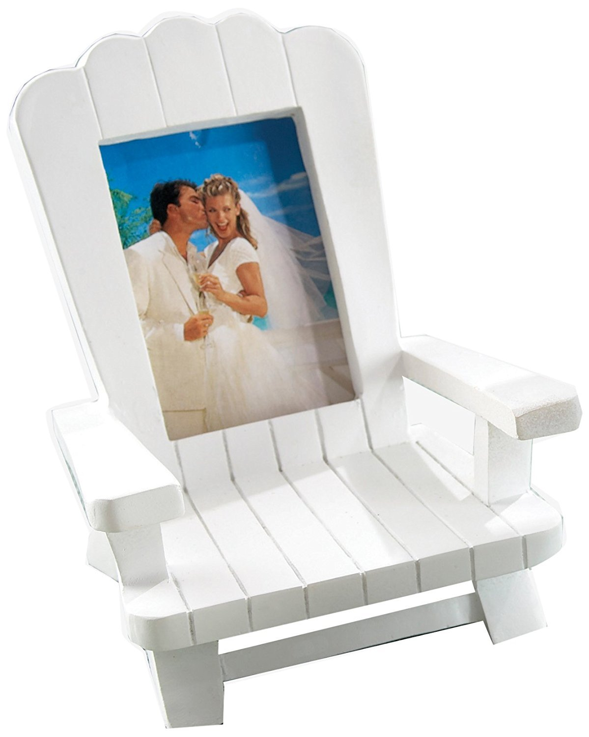 Beach Memories' Miniature Adirondack Chair Place Card (Set of 4) - 12 sets in total