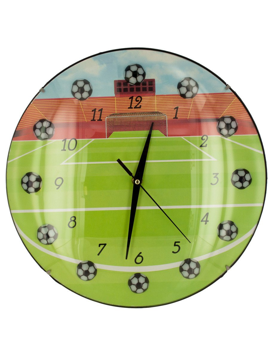 StealStreet Soccer Wall Clock