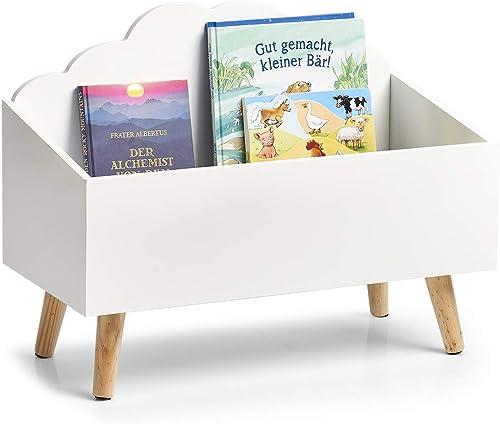 Zeller Büchertruhe | Bücherregal Kinder