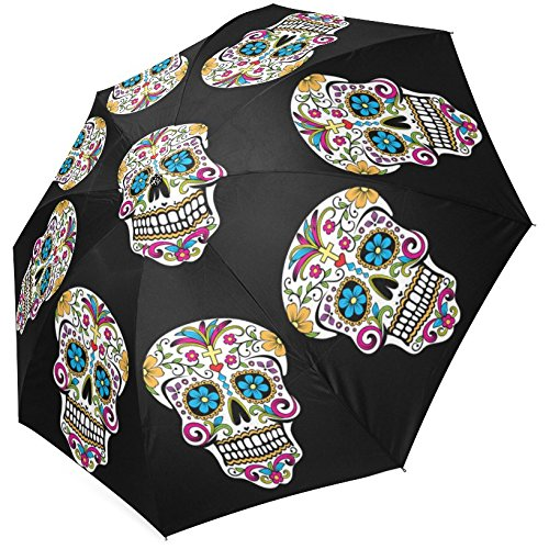 InterestPrint Stylish Mexican Cool Sugar Skull