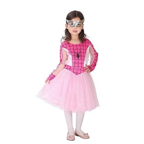 Happy cherry - Ropa Disfraz Cosplay de Princesa de Araña - Traje de Halloween Navidad Día