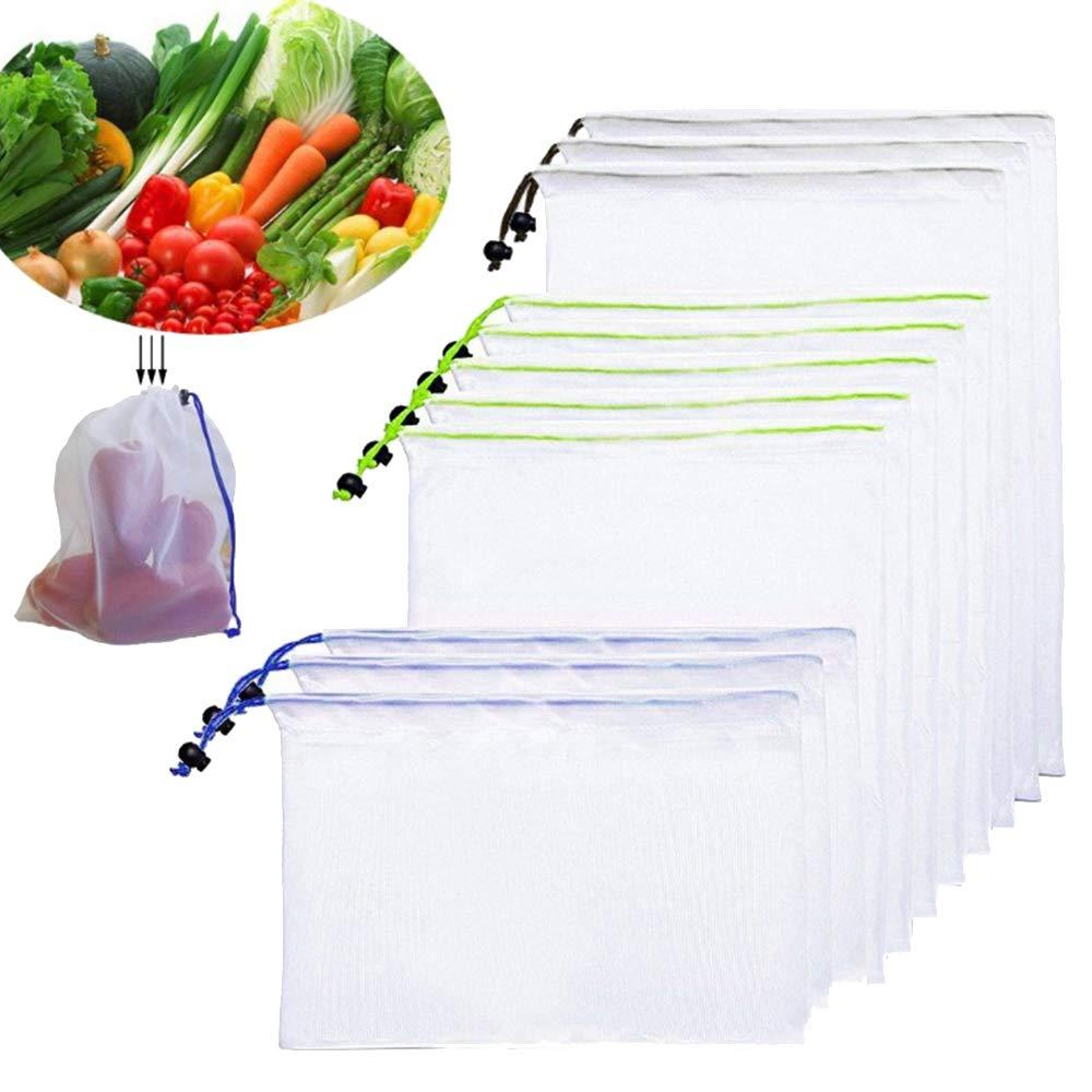 Yonger Product Mesh Bag Lightweight See-Through Mesh Bags Travel Storage Drawstring Laundry Bags Stocking,Blouse,Bra Bag