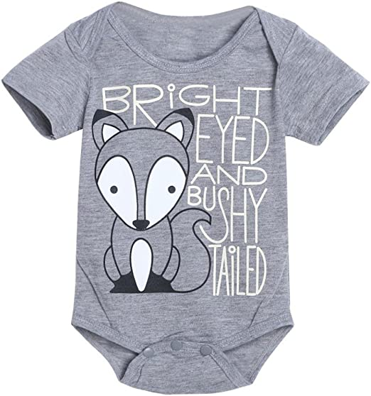 Memela Baby Clothes,Baby Outfit Happy Print Long Sleeve Romper Long Pants Hat Newborn Infant