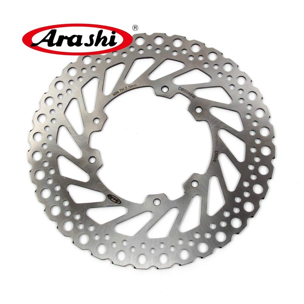 Arashi Front Rear Brake Disc Rotors for HONDA CRF250X CRF450X 2004-2012 Motorcycle Replacement Accessories CRF 250 450 X CRF250 CRF450 2005 2006 2007 2008 2009 2010 2011 2012 2013