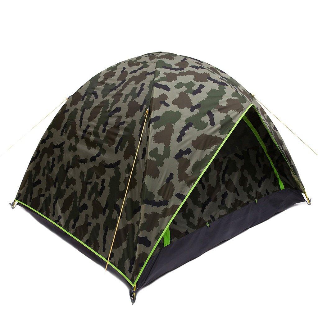 Lovely Outdoor Camping Zelt, Wasserdichtes Kuppelzelt, Fiberglashalterung, Aufbewahrungstasche
