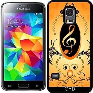 Funda para Samsung Galaxy S5 Mini - Llave De Oro by nicky2342
