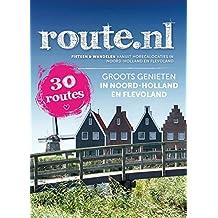 Route.nl pocket routeboek Noord-Holland en Flevoland: fietsen en wandelen vanuit diverse horeca locaties