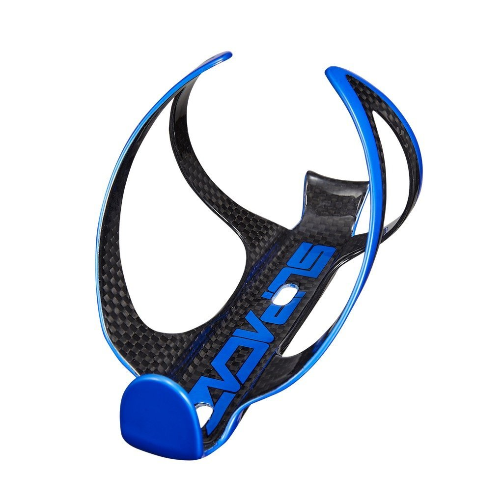 Supacaz Neon Blue Fly Cage