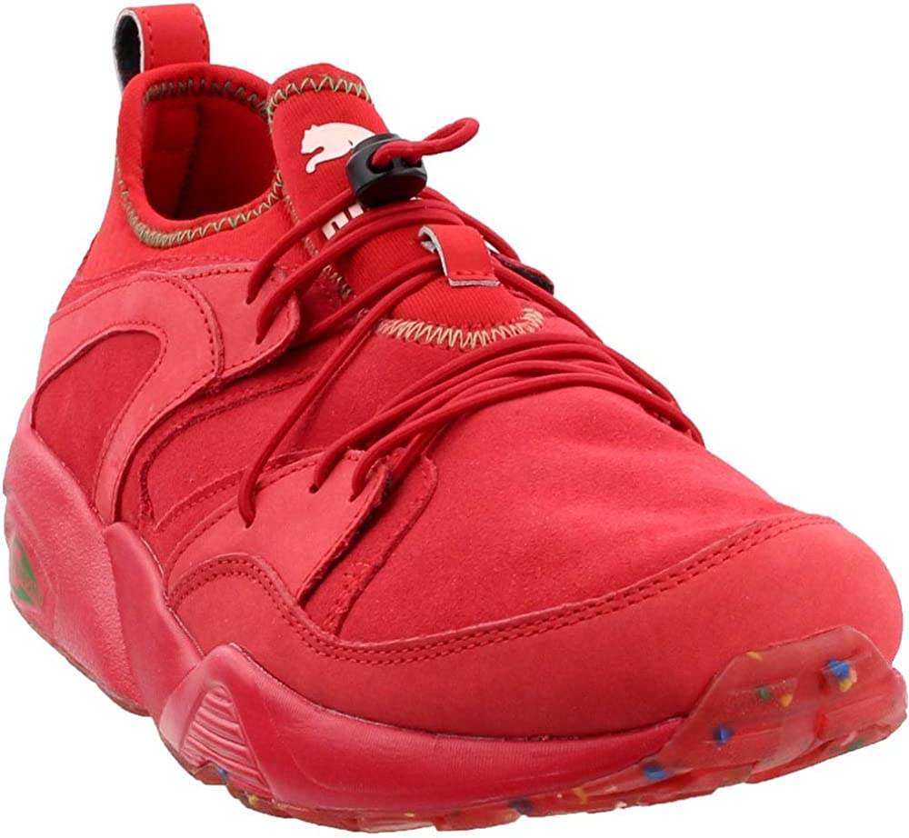 PUMA Mens Blaze of Glory Soft Flag Casual Sneakers,