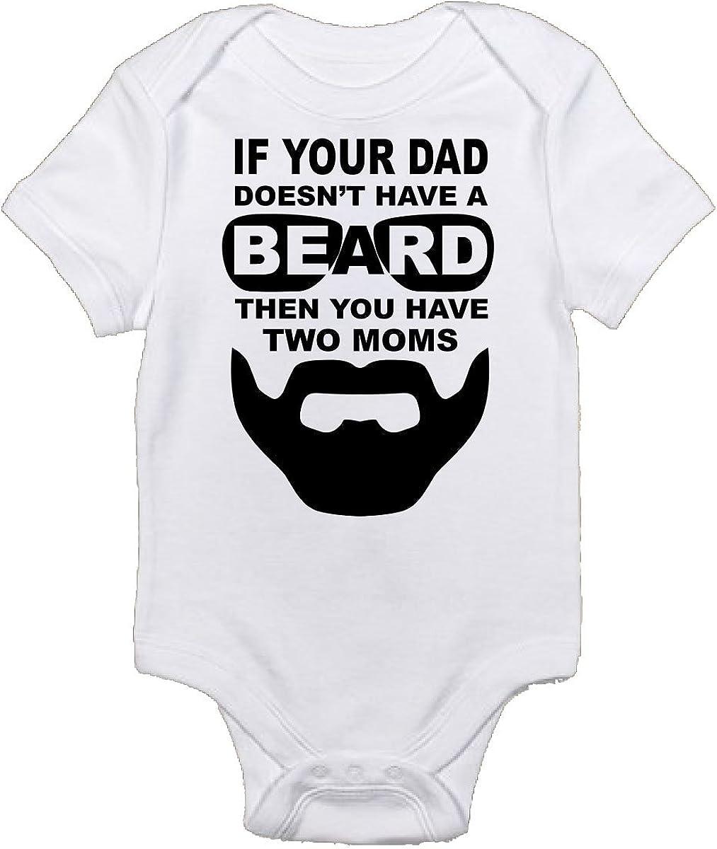 Daddy/'s Future Beard Buddy Funny Infant Bodysuit