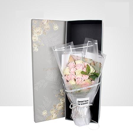 Beautiful Handmade Soap Flower Mothers Day Birthday Gift Girl Love Romantic Send Girlfriend High End