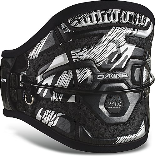 Dakine Men's Pyro Kite Harnesses, Black, S
