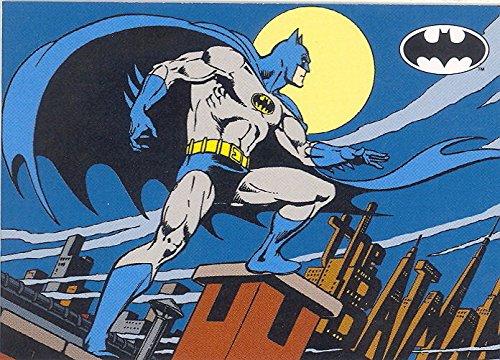 BATMAN ARCHIVES 2008 RITTENHOUSE PROMO CARD P1 ()