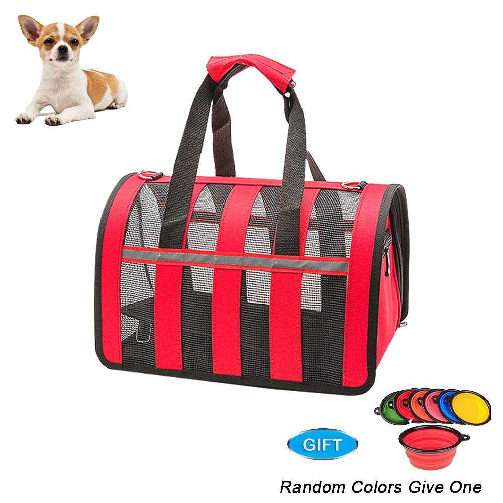 Pet Carrier,for Cats and Puppies, Pet Travel Carrier, 50  27  28cm