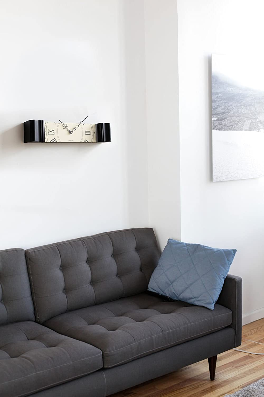 amazoncom kikkerland sliced grandfather clock home  kitchen -