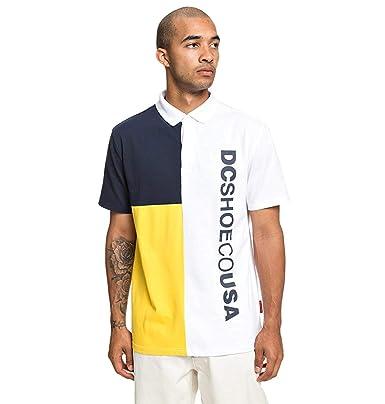 DC Shoes Mawson - Camisa Polo de Manga Corta para Hombre ...