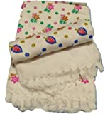 Cotton Colors 100% Cotton Bath Towels(Size: 30 * 60 Inches)-Pack of 2 Pieces,D54