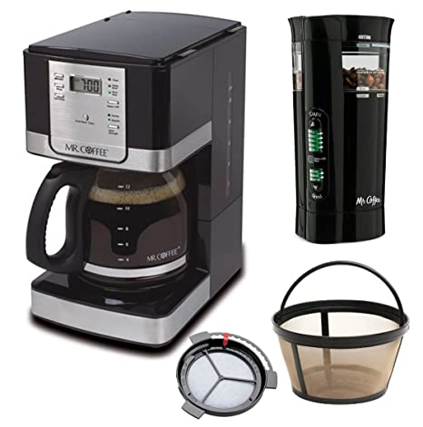 Amazon.com: El Sr. Café Cafetera eléctrica programable y ...
