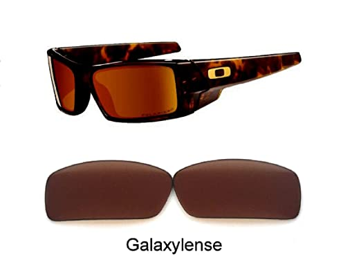 Galaxy Prizm Technology Replacement Lens For Oakley Gascan Sunglasses Brown  Brown Size: Regular