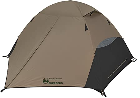 ALPS Mountaineering Explorer 4-Person Tent by Sherper s