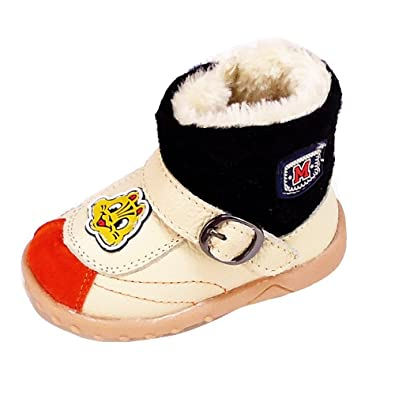 16b785068f9060 Kinder Schuhe Baby winterschuhe (35A) winterstiefel stiefel Jungen ...