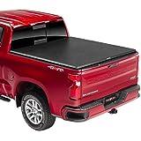 "TruXedo TruXport Soft Roll Up Truck Bed Tonneau Cover | 281101 | fits 99-07 GMC Sierra & Chevrolet Silverado 1500 Classic 6'6"" bed"